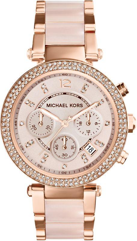 Michael Kors Parker Rose Gold ref. number MK5896
