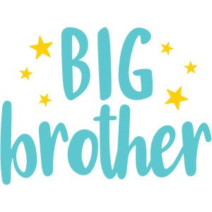 Download Big brother | Silhouette design, Cricut air 2