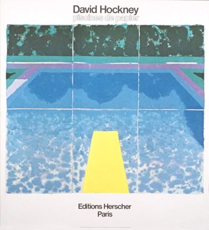 david hockney posters suite suite pinterest. Black Bedroom Furniture Sets. Home Design Ideas
