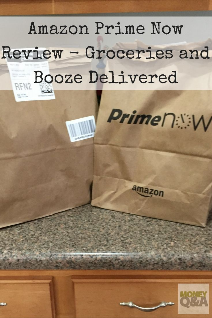 My wife and I have been an Amazon Prime member for years now, and we love it. But, I was even more blown away by Amazon Prime Now when we stumbled on it this week. About a year ago, Amazon introduced an expansion of their Amazon Prime service called Amazon Prime Now. Amazon Prime Now gives Prime members in select markets one-hour delivery on more than 10,000 items. Most of the items are grocery related, but there are some of the other standard Amazon wares included as well.