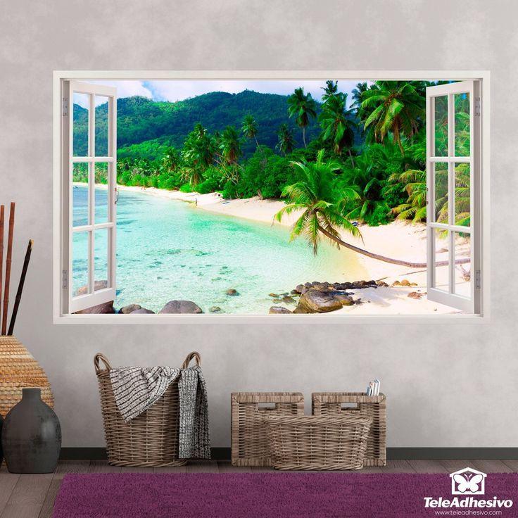 Adhesivos decorativos para pared en Teleadhesivo
