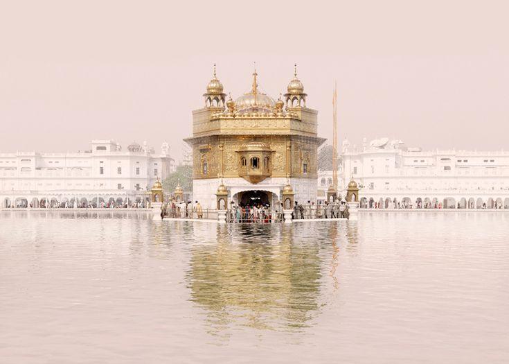 Il tempio d'oro di Amritsar, India, 2014. - (Irene Kung)