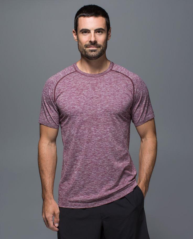 metal vent tech short sleeve | men's tops | lululemon athletica