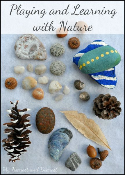 17 best images about natural materials loose parts on for Painting with nature items