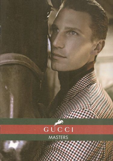 Kevin Staut for Gucci