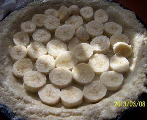 Banános kölespite (gluténmentes)
