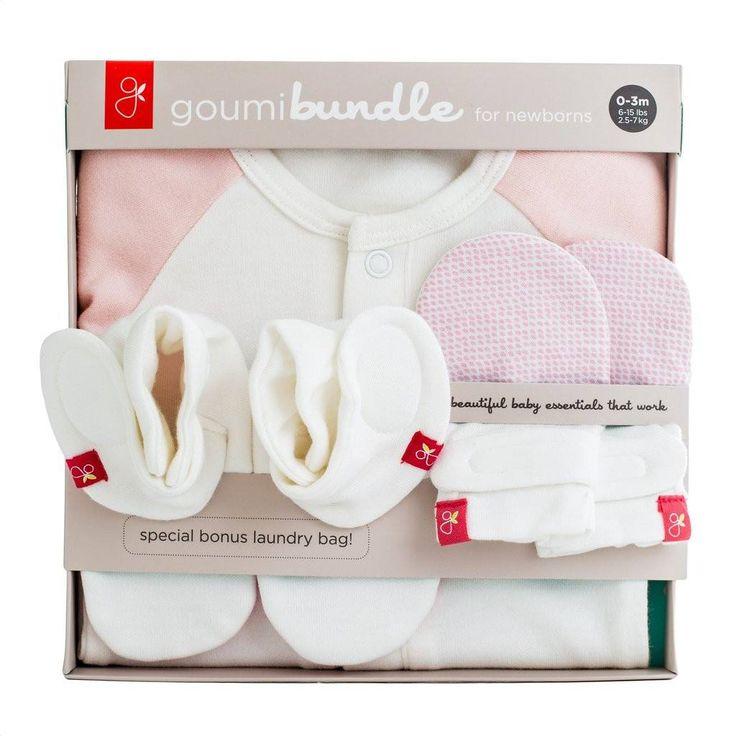 Goumi Kids Pink Bundle Mitts Boots Jamms