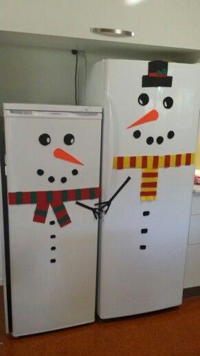 Snowman friends :-)