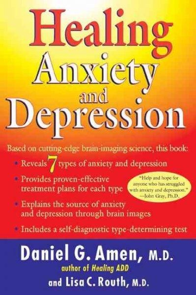 Dr. Daniel Amen-a pioneer in uncovering the connections between the brain and behavior-presents his revolutionary approach to treating anxiety and depressive disorders. Healing Anxiety and Depression