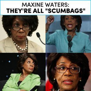 Representative Maxine Waters is determined to take down Donald J. Trump and the GOP. #news #alternativenews