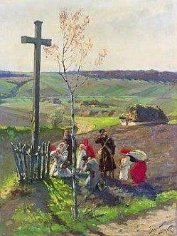 Panorama Racławicka, szkic Lwow,  1894