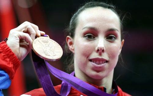 Team GB Medals 2012    40. Beth Tweddle - BRONZE  (Gymnastics, Artistic: Women's Uneven Bars)