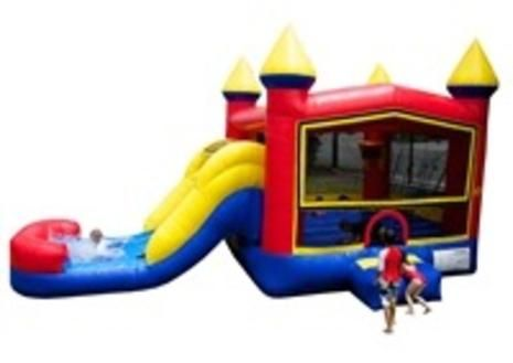 Bounce House Combo Rentals AZ - Phoenix AZ Rentals - bounce house water slides…