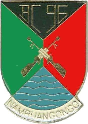 Batalhão de Caçadores 96 Nambuangongo  Angola