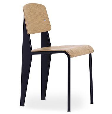 La mitica sedia standard, www.vitra.com