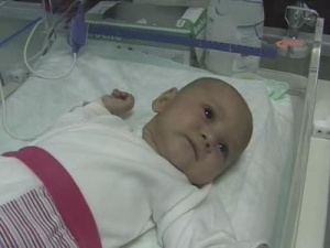3 aylık bebek cami tuvaletine bırakıldı