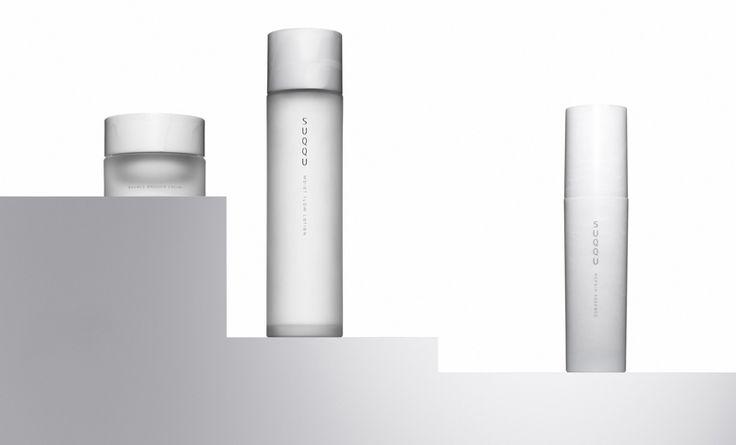 tokujin yoshioka: suqqu packaging