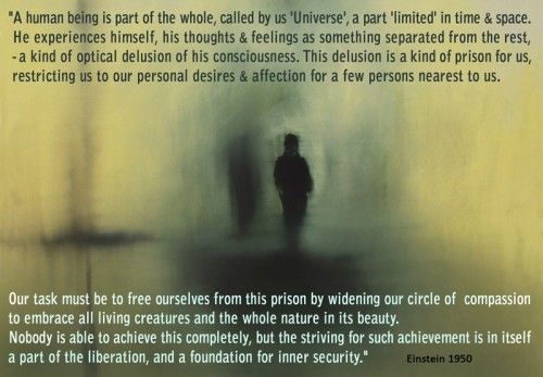 Our Liberation requires the collective, and a Social Emotional Intelligence of the individual ! http://wp.me/P2Oube-hA