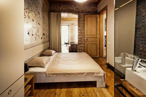 Historical Four Floors boutique hotel in Istanbul