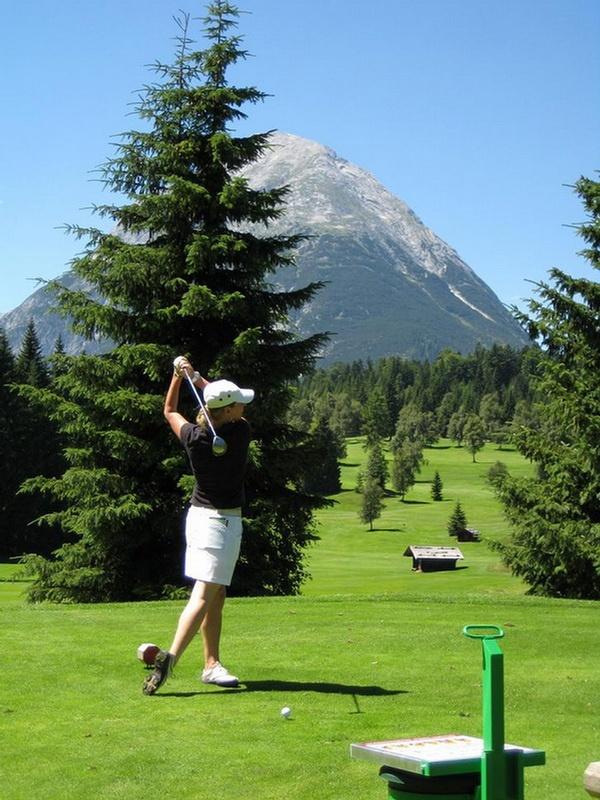 Wildmoos Golfhttp://golfandcountrytravel.nl/golf-landen/oostenrijk/hotel-princess-bergfrieden-seefeld/#