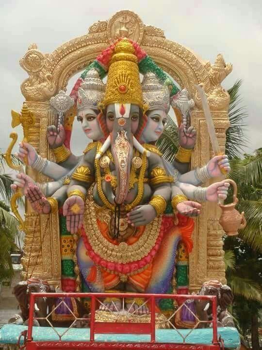 Sri Ganesh.........