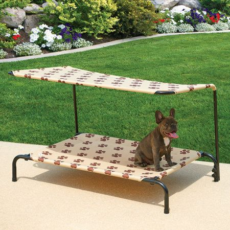 Captivating Indoor/Outdoor Dog Bed