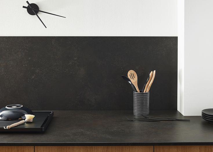 9 best Küche images on Pinterest Bathroom sinks, Kitchen ideas - keramik arbeitsplatte küche