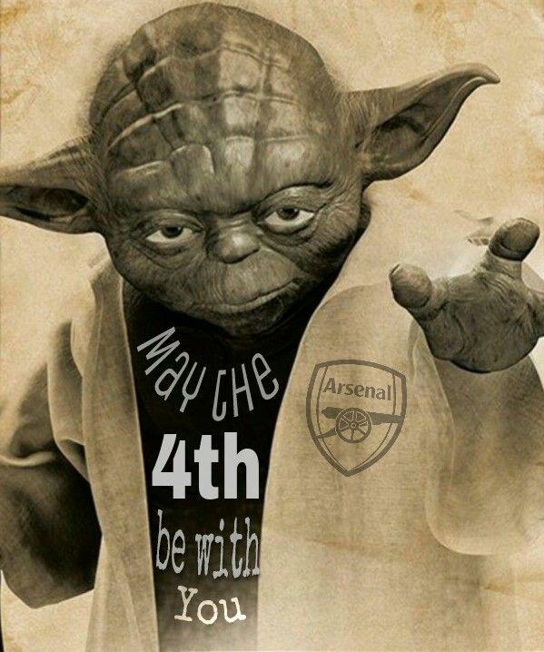 Yoda Arsenal meme cfc