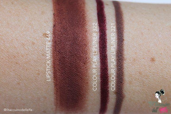 Inglot Cosmetics Collezione What a Spice! selezione di prodotti - Un autunno tutto matte! | Il Taccuino dell'Elfa