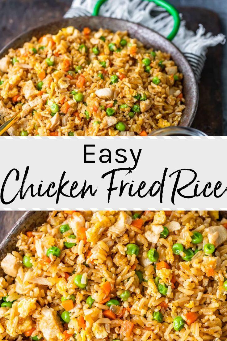 Chicken Fried Rice Recipe Chicken Fried Rice Easy Easy Rice Recipes Chicken Fried Rice Recipe Easy