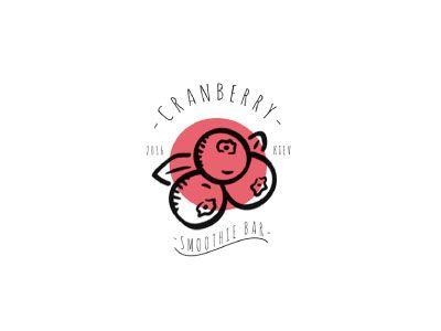 Cranbery smoothie bar