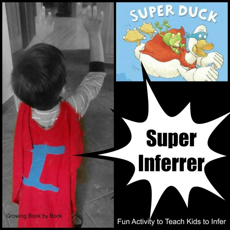 48 best book images on pinterest addiction books and children super duck inspires a superhero summer reading list of fun learning activities including learning how to be a super inferrer and duck phonics reading fandeluxe Images