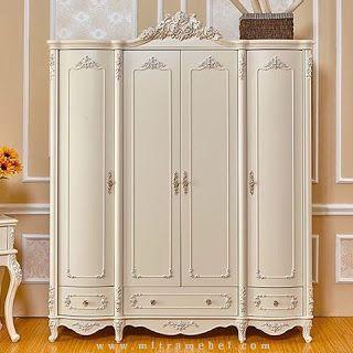 Home Jepara | Jepara Furniture Store | Mitra Mebel Furniture Jepara | Mebel Jepara: Lemari Pakaian 4 Pintu Mewah | MITRA MEBEL JEPARA,...