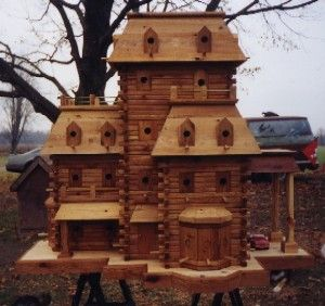 Amazing Birdhouses | Mighty Lists: 15 cool birdhouses