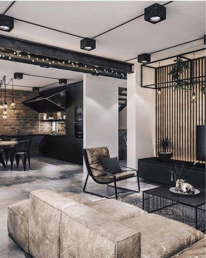 Epingle Par Coste Sur Aurelie Loft Loft Moderne Decoration