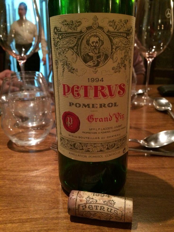 My Petrus! #wine