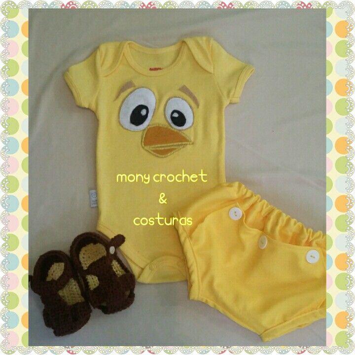Conjunto de pollito amarillito  De la gallina pintadita  A la venta en mi pagina  Mony  crochet & costuras
