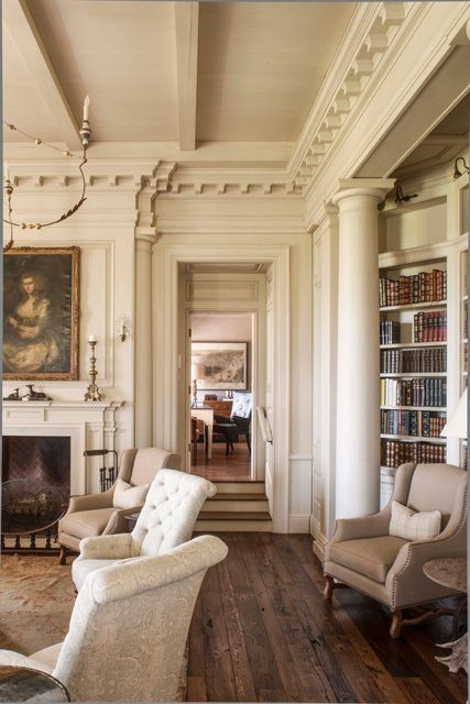 Longwood Farm, Hill Country, Texas. Curtis U0026 Windham Architects. Living Room  InspirationLiving Room IdeasVictorian ...