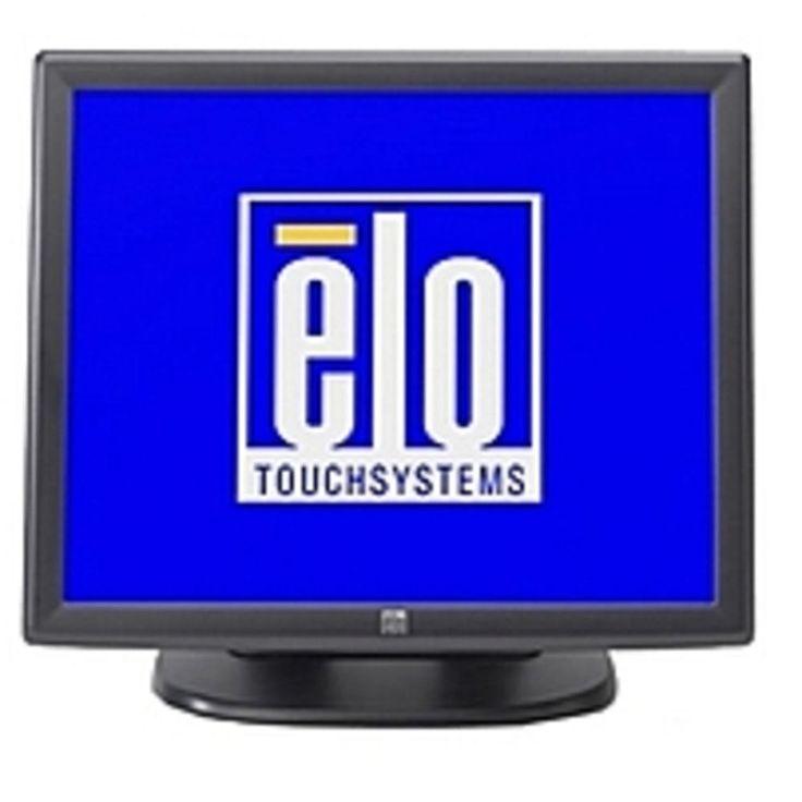 Elo Intellitouch E266835 1915L Touch Screen Monitor - 550:1 - 248 cd/m2 - 8 ms - USB - VGA - Dark Gray