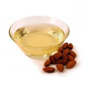 ALMOND OIL. Recommended for all skin types, especially dry, inflamed or itchy skin.