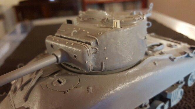 DRAGON ISRAELI M1 Sherman early version wip