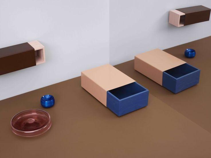 """""""Matchbox"""" von Sara Wright Polmar, """"Bror"""" von Noidoi und """"Skrin"""" von Marianne Andersen. (Foto: Lasse Fløde)"""
