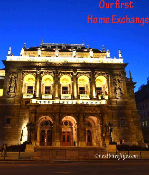 Home Exchange - our first experience. Details of our experience and our impressions of the service and the city of Budapest, Hungary.