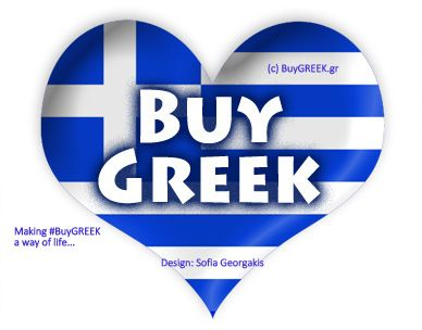 Click on the link to join the ‪#‎BuyGREEK‬ movement! www.facebook.com/buyGREEK BuyGREEK  means supporting ‪#‎Greek‬ products and services & refers to all things available in Greece-from physical products of the land or its industries to Greece's rich, unique cultural heritage, & everything in between, on land or sea... includes supporting industries that have a positive impact on the economy and sustain jobs in Greece & Greek-owned business and services around the world. The only way…