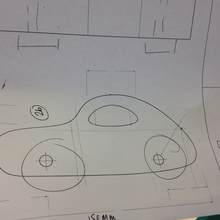 Plans for car toy