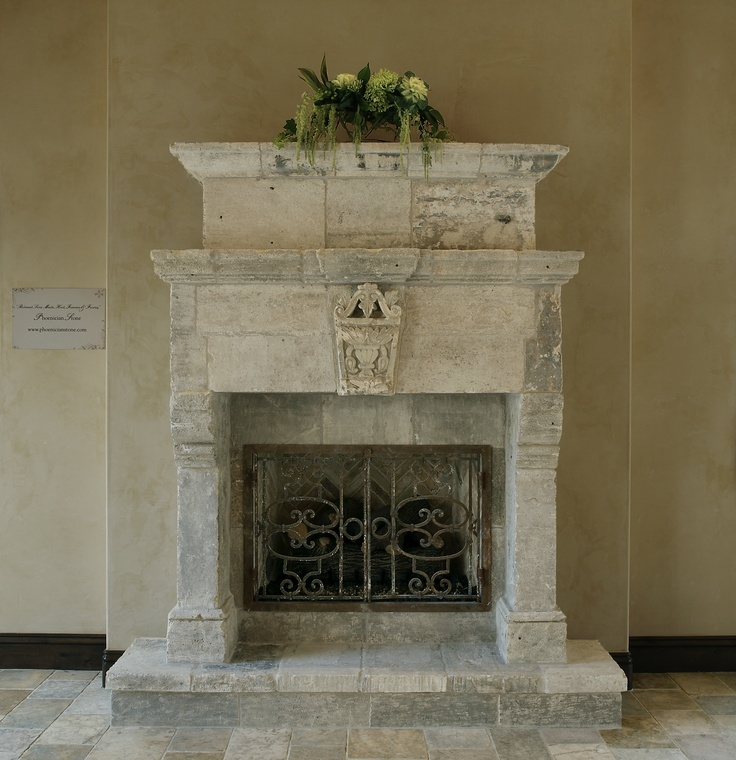 70 best Fireplaces images on Pinterest   Stone fireplaces ...