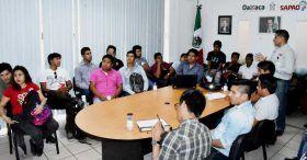 Alumnos del ITO recorrieron la planta potabilizadora de agua potable Fortín 1