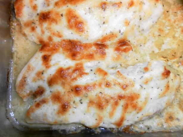 Broiled Parmesan Tilapia (Low-Carb). Photo by Garden Gate Kate