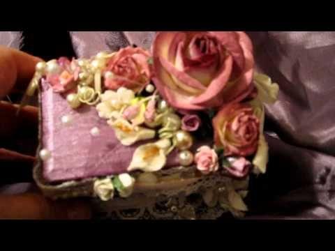 Victorian Jewel Box-Wild Orchid Crafts