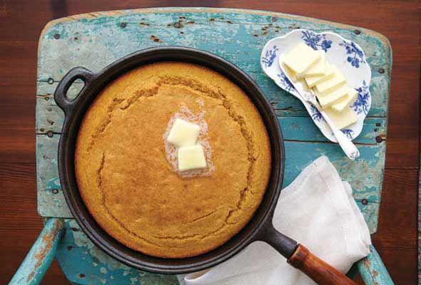 Sweet Potato Cornbread | Recipe | Cornbread, Potatoes and Cornbread ...